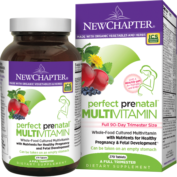 Perfect Prenatal™ Multivitamin, Trimester size
