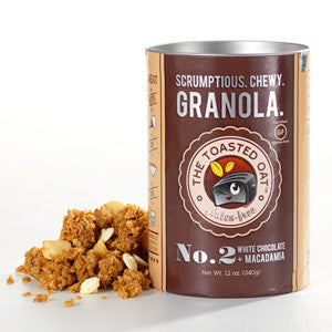 Granola White Chocolate Macadamia