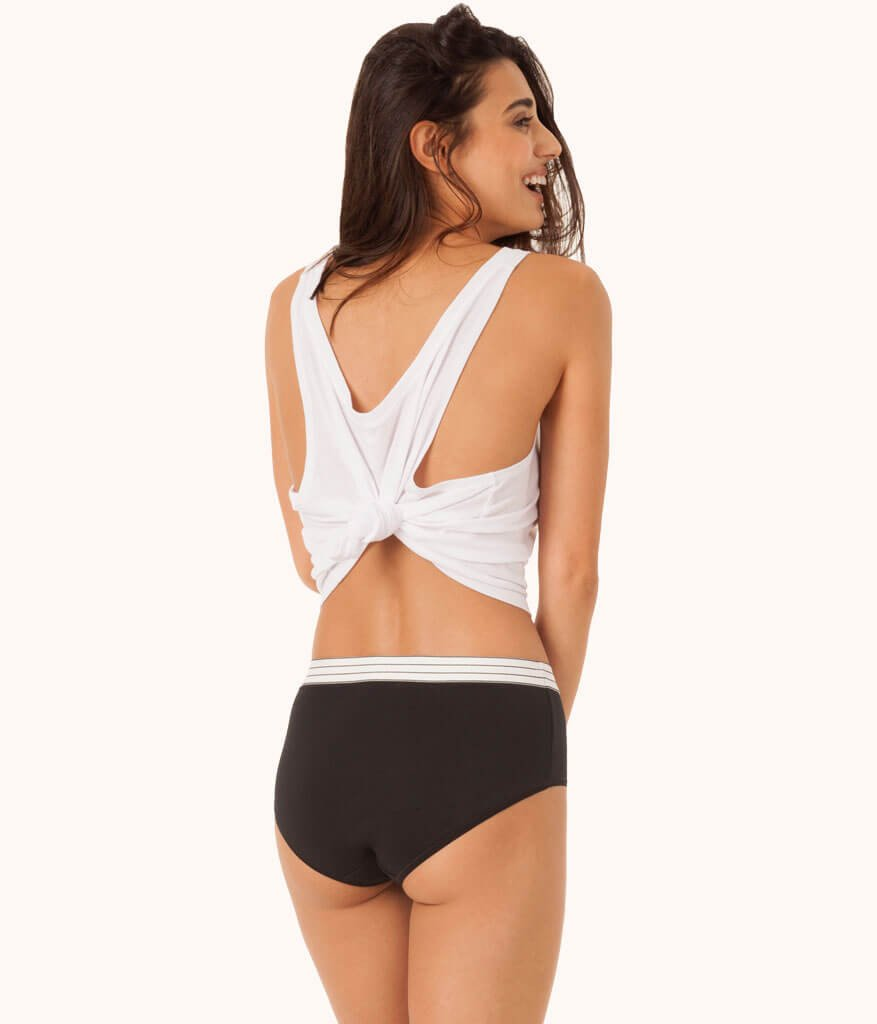 The Stripe Waist Brief