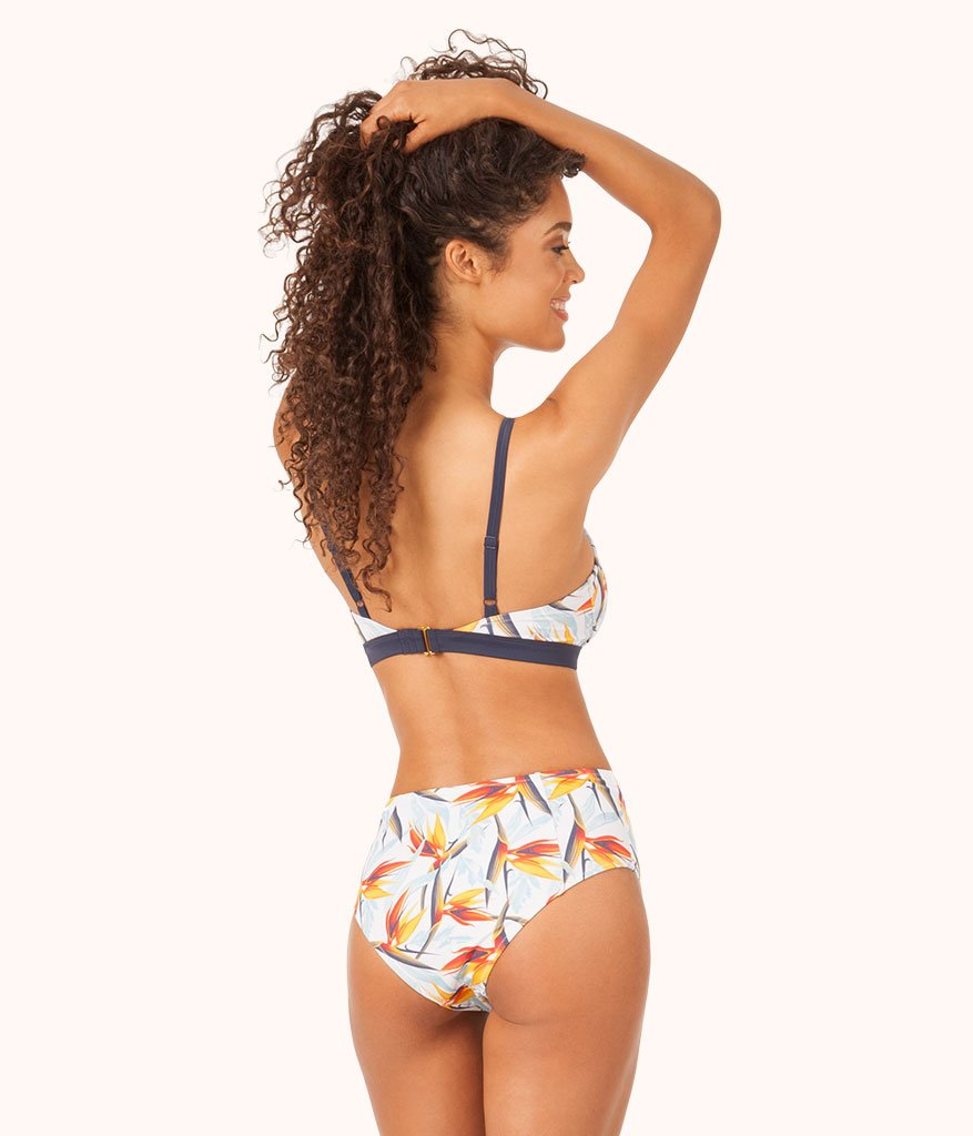 52852bed0bb6d The High Waist - Print: Day Break Print | LIVELY