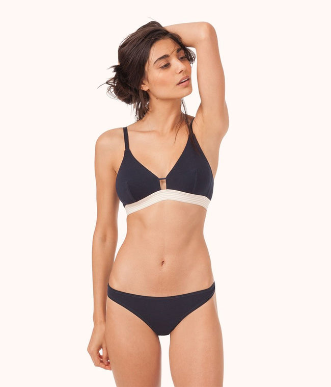 The All-Day Thong: Midnight Navy