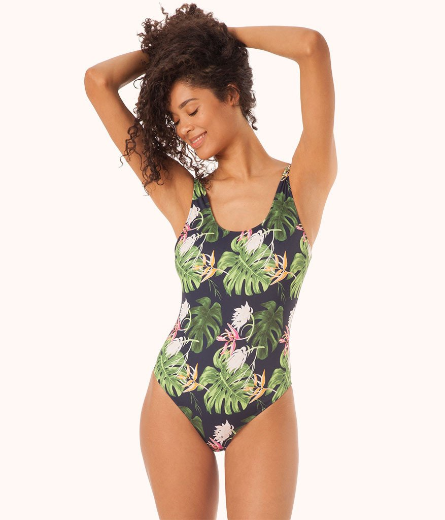 The Printed Tank One Piece