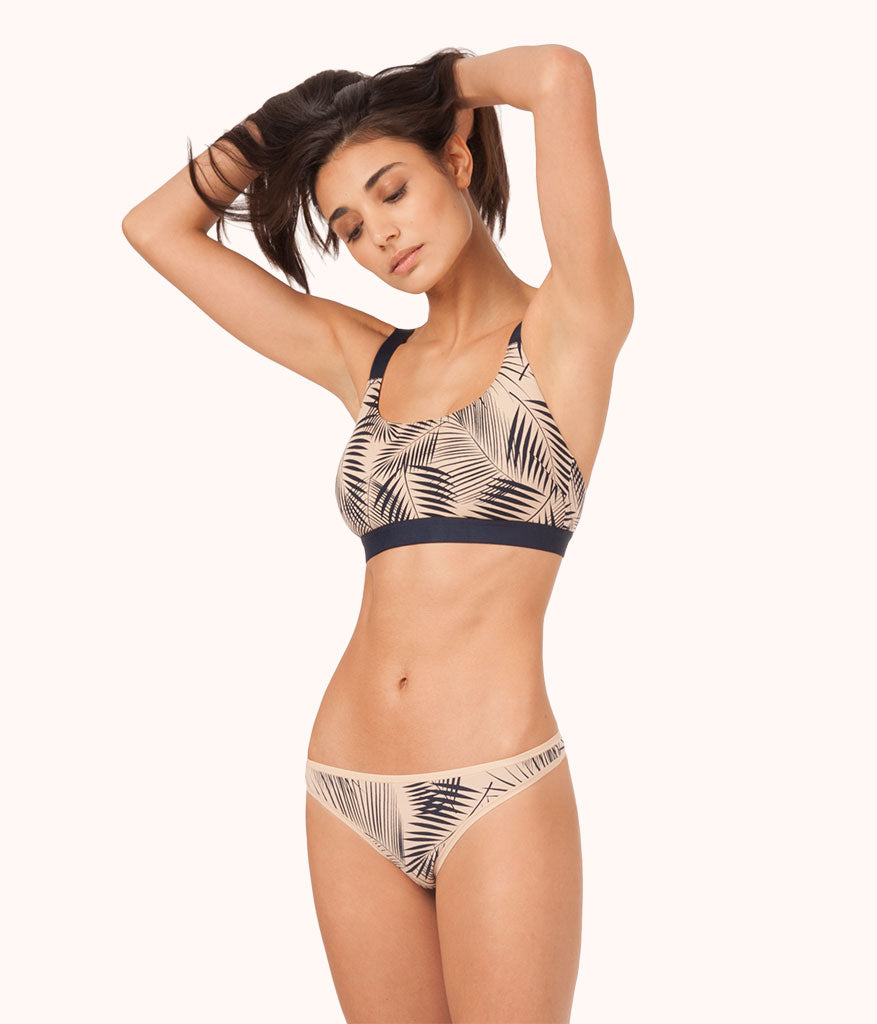 The All You Bralette   Print by Lively