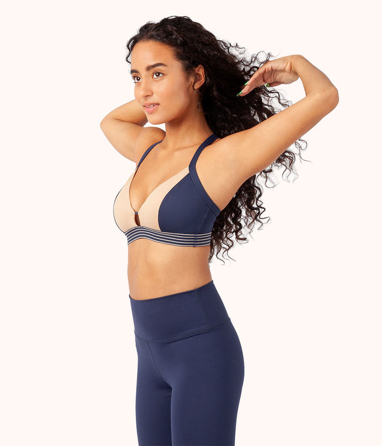 active crossback bra