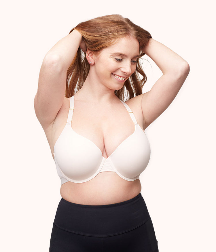 The T-Shirt Bra: Soft Pink