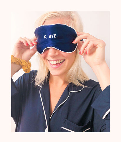 cute sleep mask