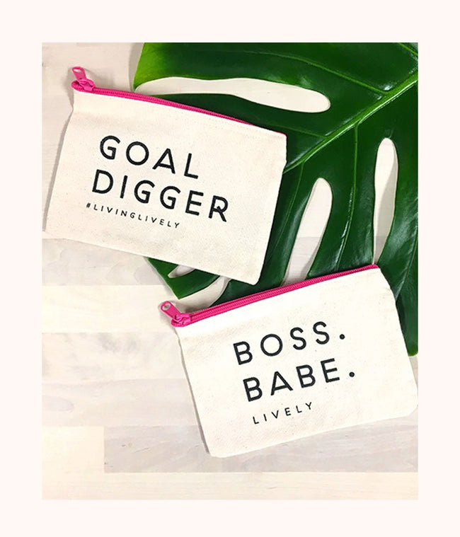 The All-In Pouch: Goal Digger
