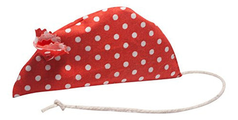 Spotty Red catnip mouse