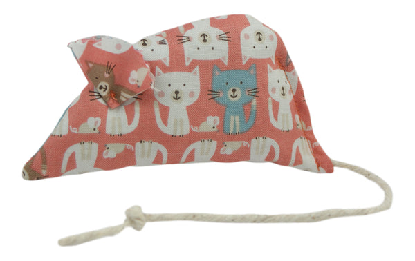 Cats Parade Catnip Mouse - Pink