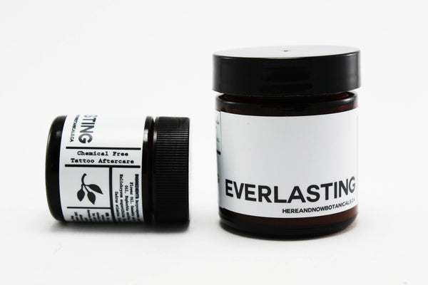 Everlasting - Tattoo Aftercare