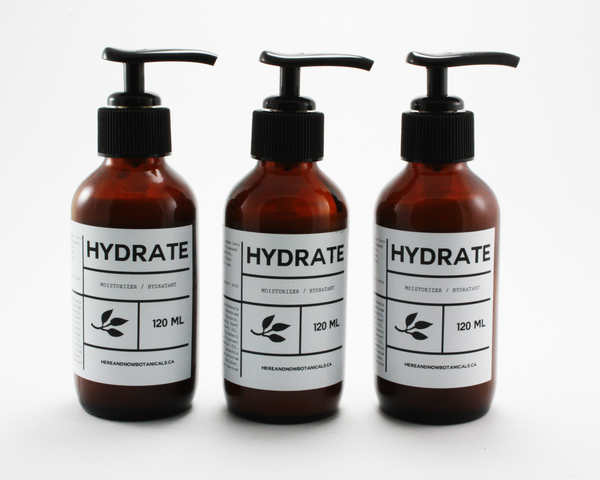 Hydrate - Nourishing Facial Lotion