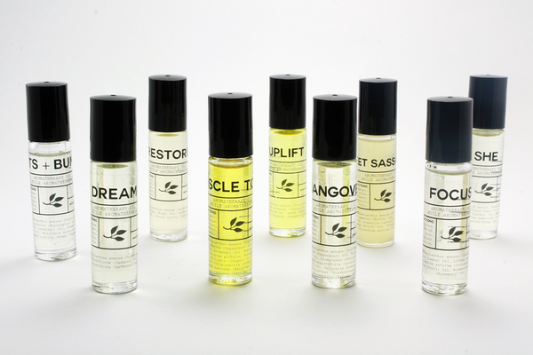 Muscle Tonic - Aromatherapy Oil (SOLD OUT)