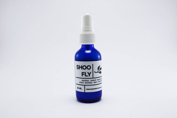 Shoo Fly - Aromatherapy Bug Repellant
