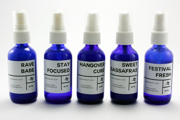 Stay Focused - Aromatherapy Mist