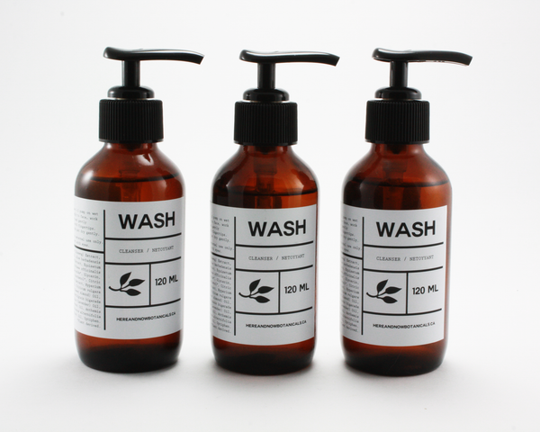 Wash - Gentle Facial Cleanser