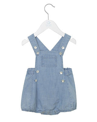 NOA NOA MINIATURE Boy Blue jumpsuit