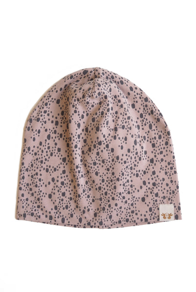 BY HERITAGE Kerstin beanie - old pink