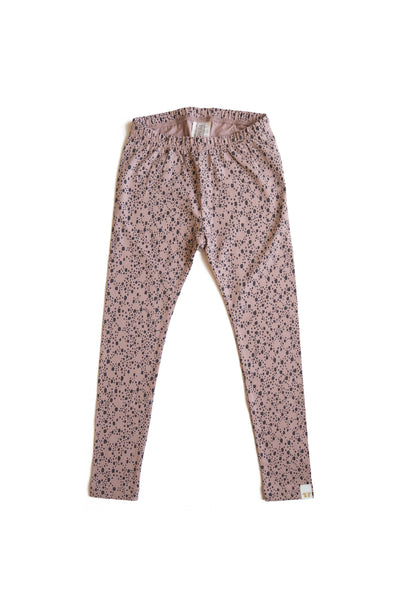 BY HERITAGE Leon leggings - old pink