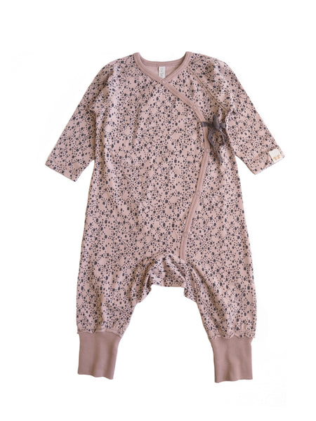 BY HERITAGE Love playsuit - old pink