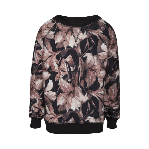 PETIT BY SOFIE SCHNOOR Flower sweatshirt