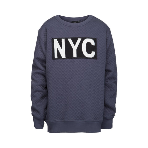 PETIT BY SOFIE SCHNOOR NYC sweatshirt - dark blue