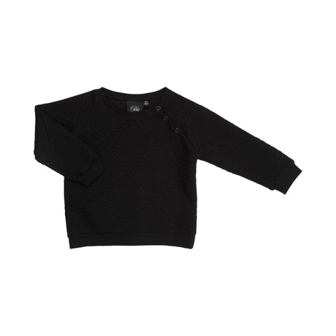 PETIT BY SOFIE SCHNOOR Sweatshirt - black