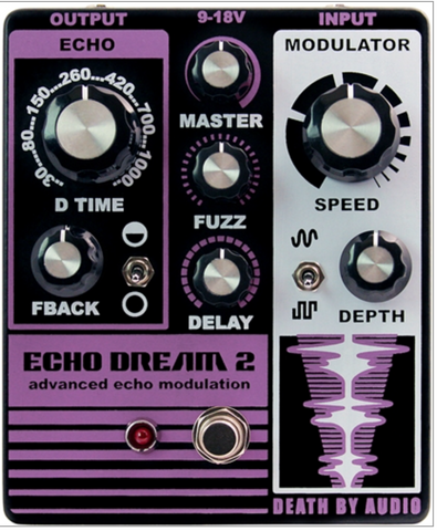 Death By Audio Echo Dream 2