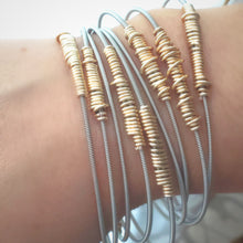 SIMPLE Guitar String Bangle