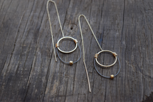 The Hendrix Threader Guitar String Earrings