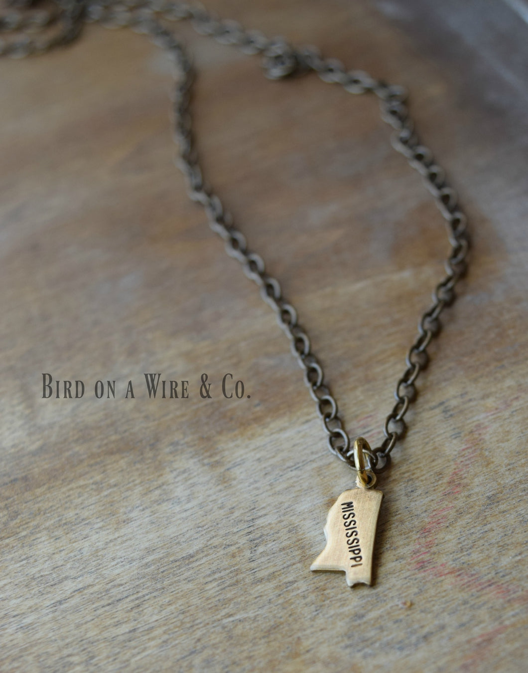 The Dainty Mississippi Necklace