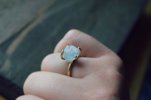 The Etta Quartz Ring