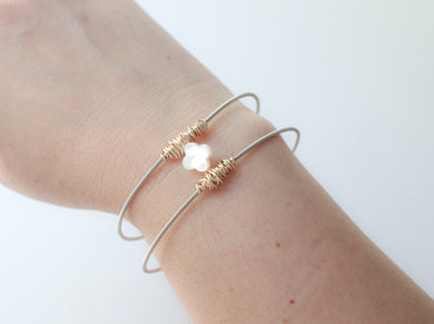 Andalusia Guitar String Bangle
