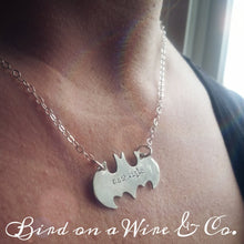 Nashville Batman Necklace