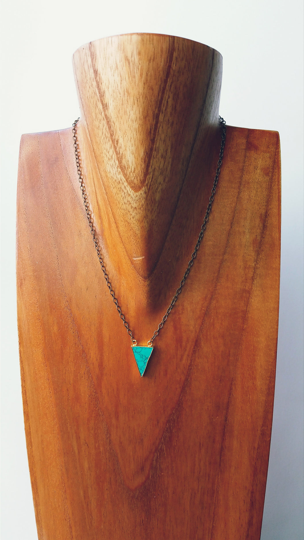 Sequoyah Necklace