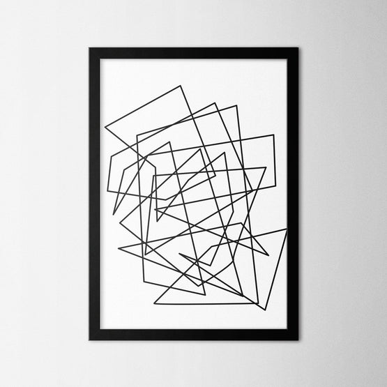 Complicate I - Northshire - Poster - Dekorasyon - Ev Dekorasyonu - Wall Art - Metal Wall Art - Decoration