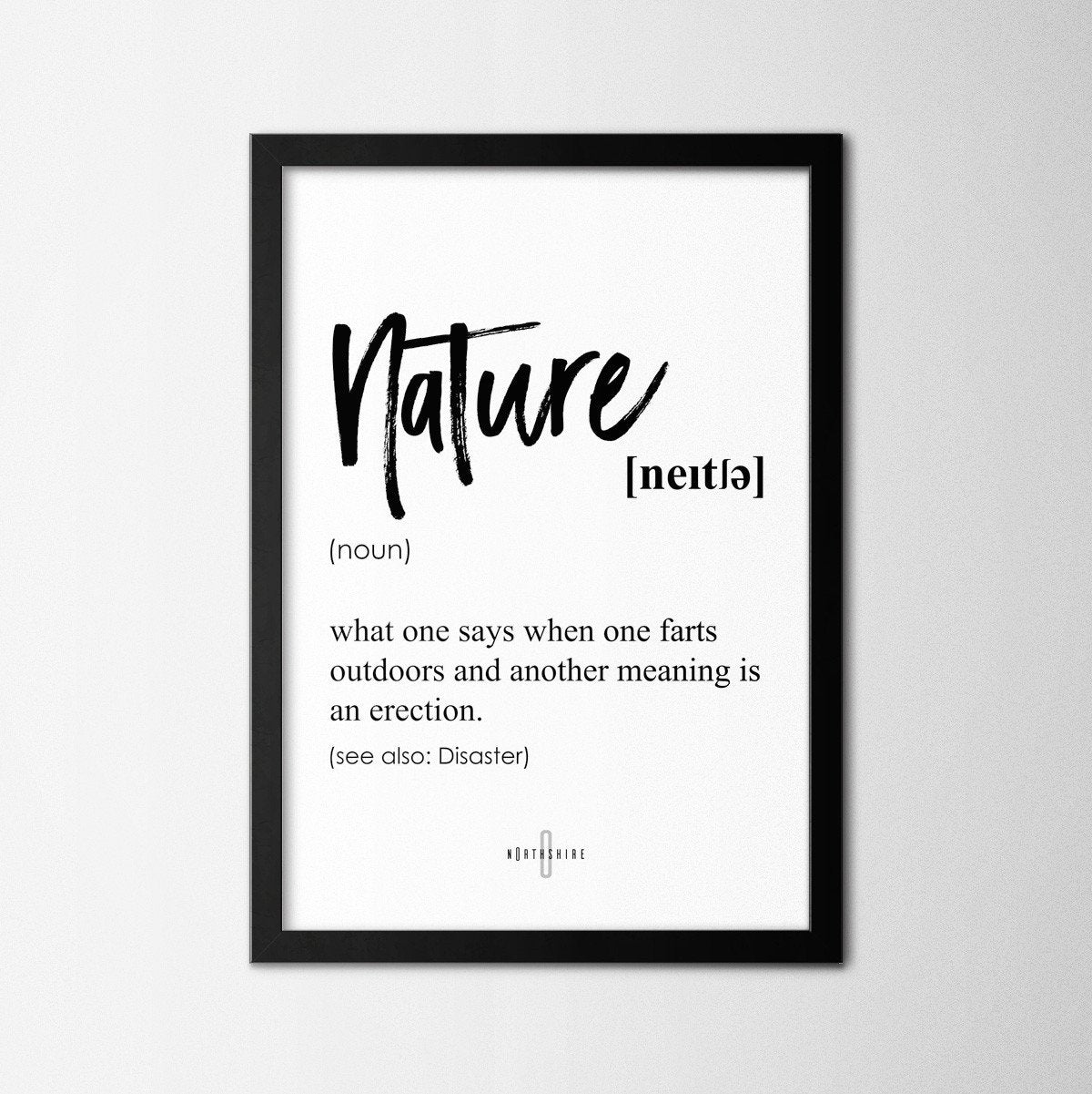 Nature - Northshire Art Prints - Poster - Dekorasyon