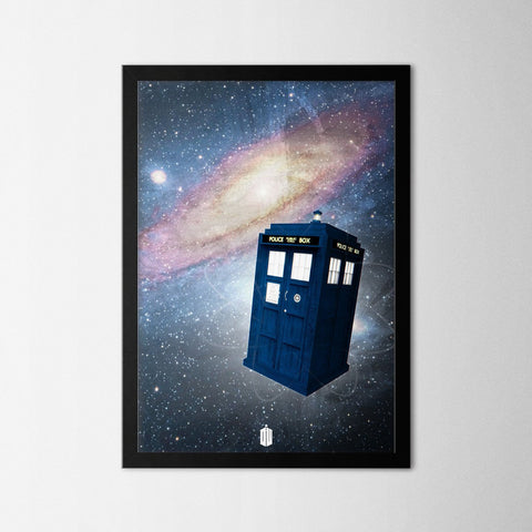 Dr. Who - Northshire Art Prints - Poster - Dekorasyon