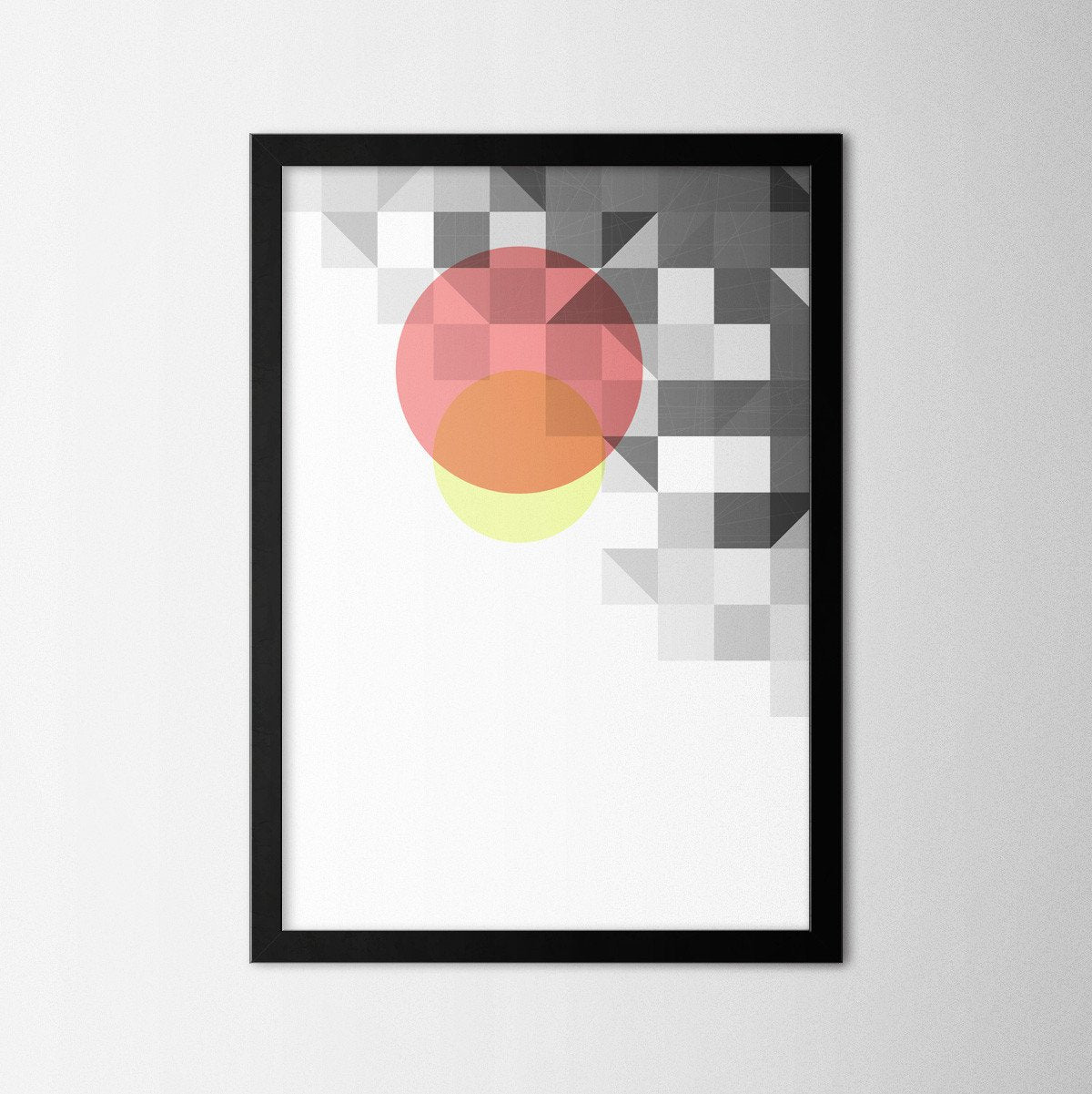 Geo Japan - Northshire Art Prints - Poster - Dekorasyon