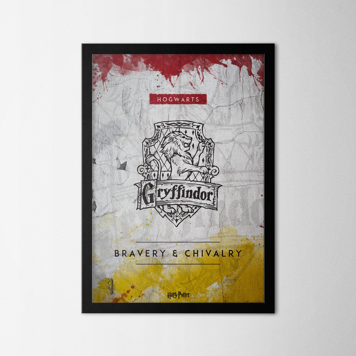 Harry Potter - Gryffindor - Northshire Art Prints - Poster - Dekorasyon