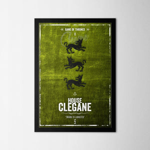 Game of Thrones - Clegane - Northshire