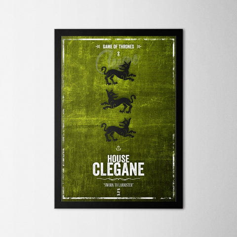 Game of Thrones - Clegane
