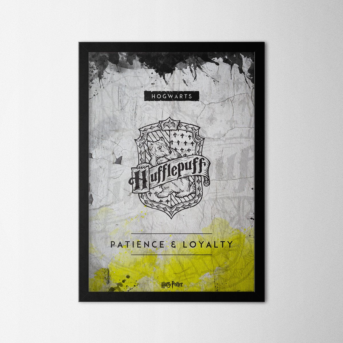 Harry Potter - Hufflepuff - Northshire Art Prints - Poster - Dekorasyon