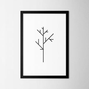 Minimal Tree IV - Northshire