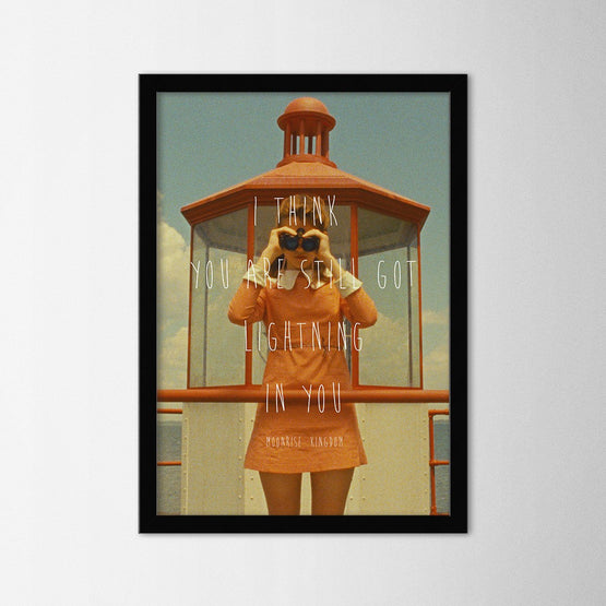 Moonrise Kingdom - Northshire - Poster - Dekorasyon - Ev Dekorasyonu - Wall Art - Metal Wall Art - Decoration