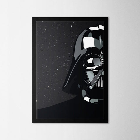 Dark Side Set - Northshire - Poster - Dekorasyon - Ev Dekorasyonu - Wall Art - Metal Wall Art - Decoration