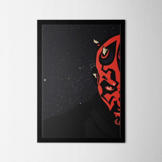 Star Wars I - Northshire - Poster - Dekorasyon - Ev Dekorasyonu - Wall Art - Metal Wall Art - Decoration