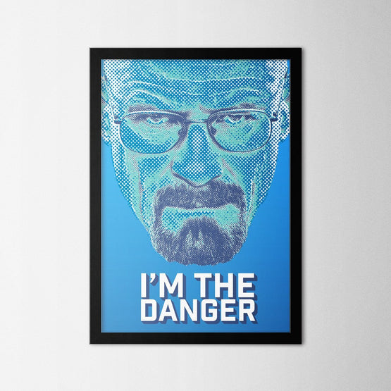 Breaking Bad - Northshire - Poster - Dekorasyon - Ev Dekorasyonu - Wall Art - Metal Wall Art - Decoration