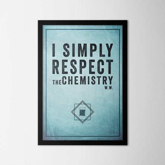 Walter White Quote - Northshire - Poster - Dekorasyon - Ev Dekorasyonu - Wall Art - Metal Wall Art - Decoration
