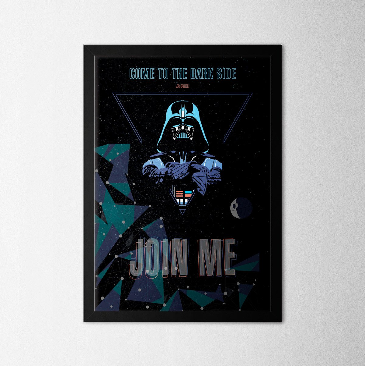 Star Wars Join Me - Northshire Art Prints - Poster - Dekorasyon