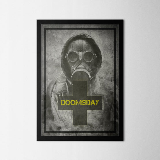 Doomsday - Northshire - Poster - Dekorasyon - Ev Dekorasyonu - Wall Art - Metal Wall Art - Decoration
